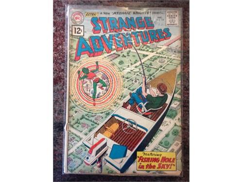 D.C. Comic SA #135, 1961