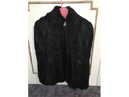 BLACK RABBIT JACKET