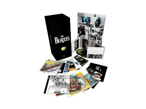 Beatles Stereo Box Set Nw
