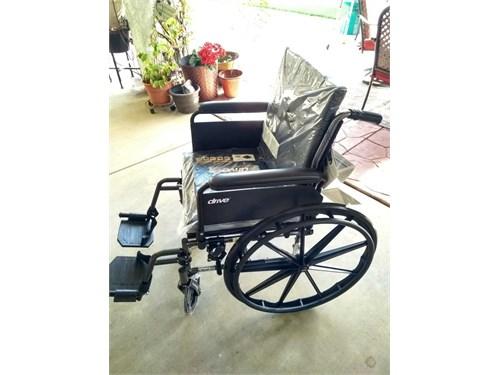 Wheel Chair-Handycap