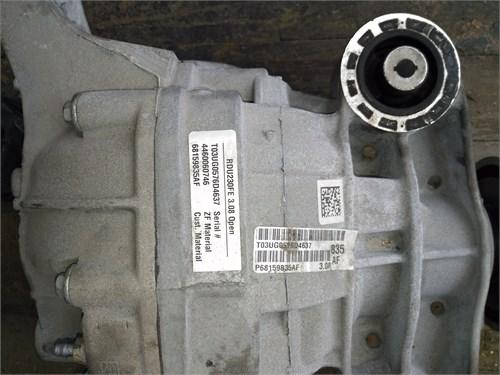 2016 MOPAR differential