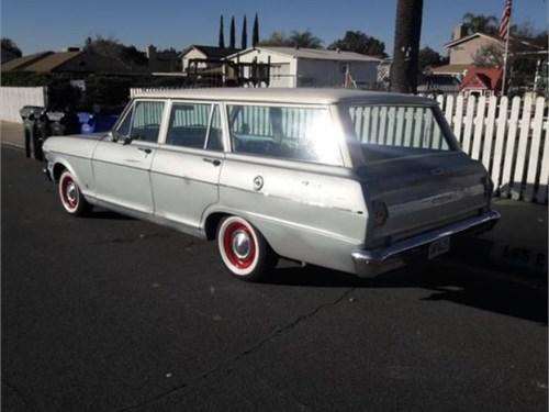 1964 Chevrolet nova wagon