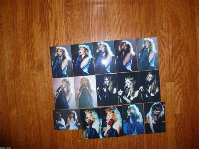 STEVIE NICKS CONCERT PICS