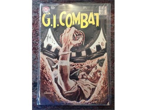 D.C. GI Combat #76, 1959