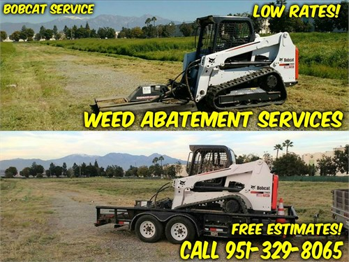 Weed Abatement Services