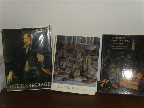 BOOKS  ON  RUSSIAN  ART