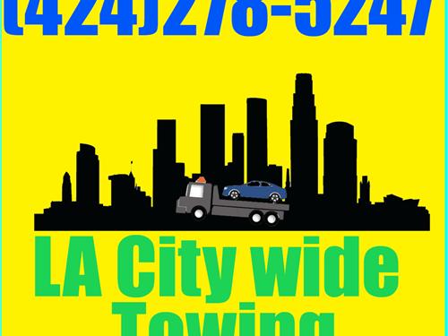 LA City Wide tow