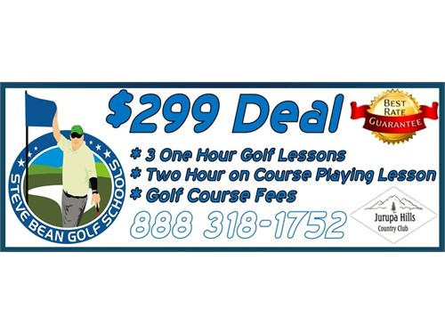 Golf Lessons and Schools