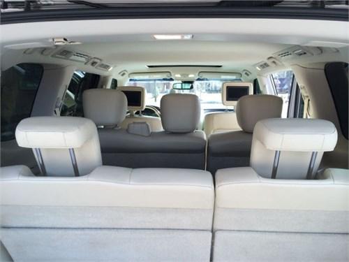 2012 Infiniti QX56 4d SUV