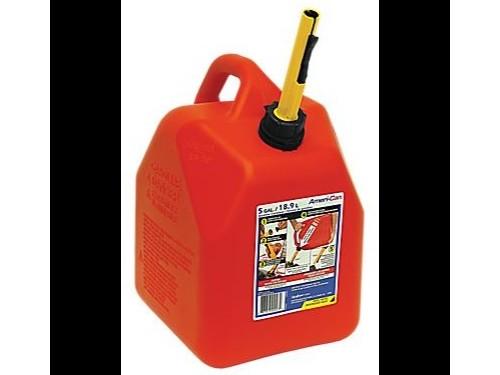 2 Ameri-can 5 Gallon Gas