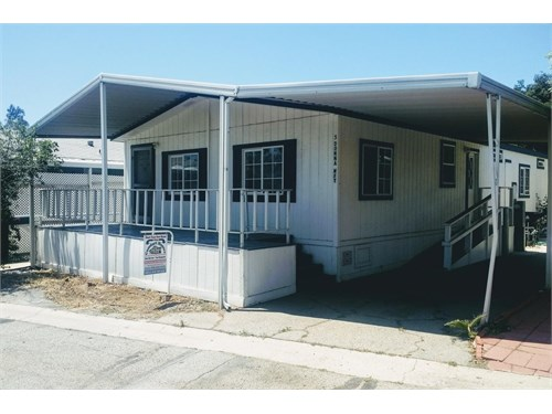 Manufactured Mobile Home
