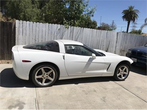2006 chevy corvette c6