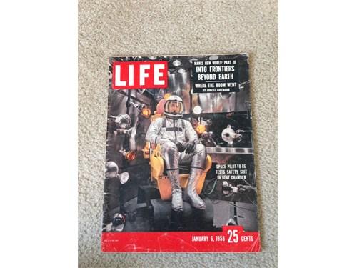 LIFE - 1/6/1958