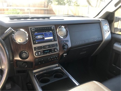 2012 Ford F250 Lariat FX4