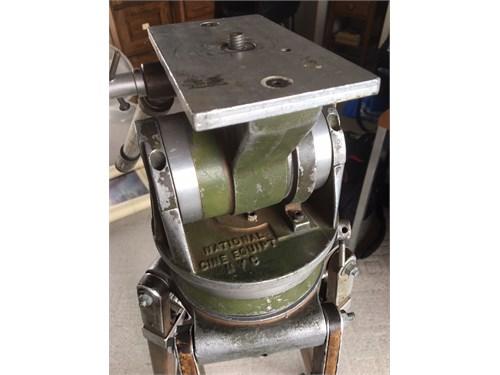 Vintage Pro Fluid Head Tr