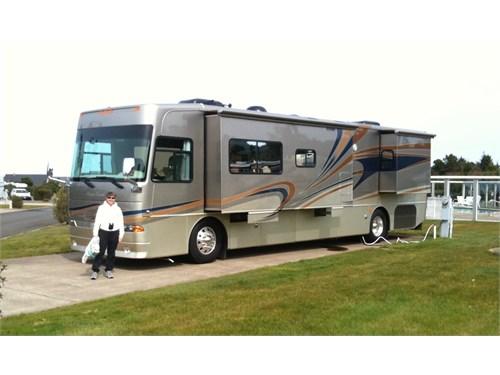 2008 Alpine Coach Limited