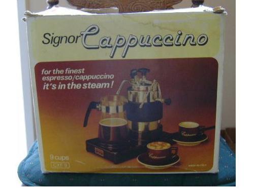 Signor Cappuccino Espress