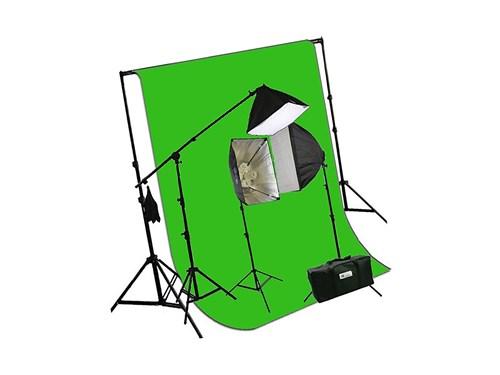 ePhotoInc 3200K Green Scr
