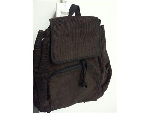 New Corduroy Backpack