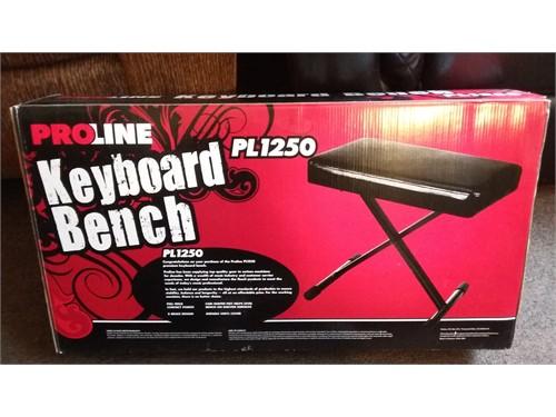 PROLINE Keyboard Bench