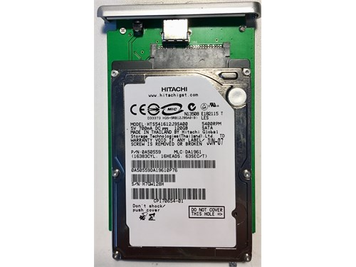 Hitachi SATA 2.5HDD 120GB
