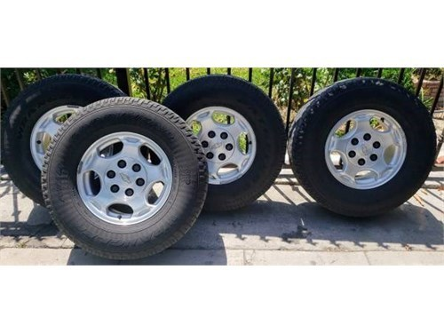 Tahoe/ Silverado Wheels