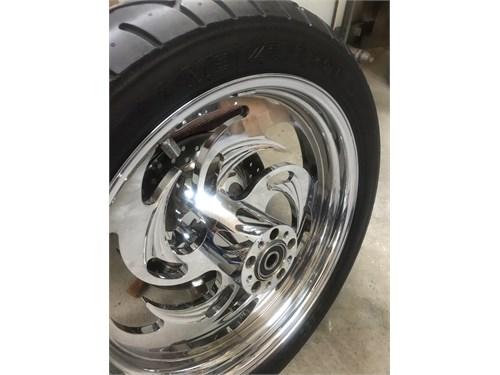 Harley Davidson Rims and