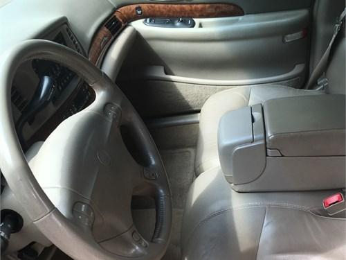 2002 Buick LaSabre Limit