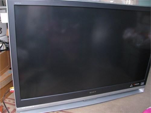 "Sony 50"" LCD TV"