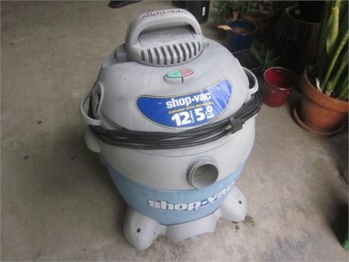 Shop Vac 12 gallon 5 HP