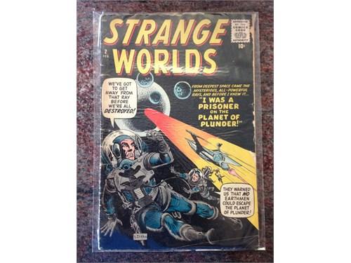 """IND """"Strange Worlds"""" #3"""
