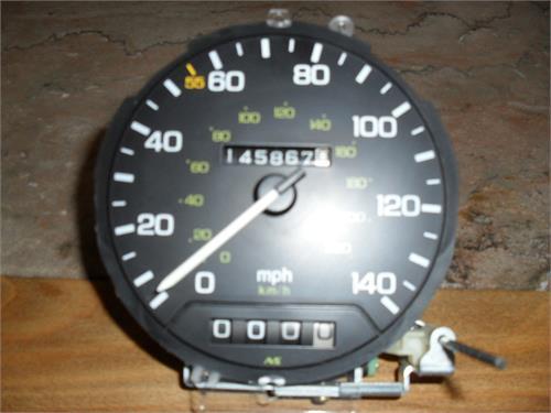 honda accord speedomter