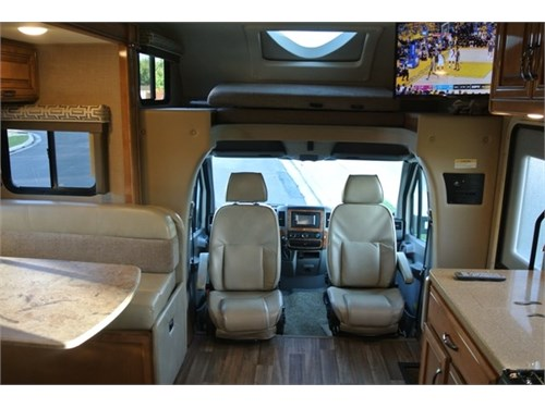 RV Motorhome Rental Utah