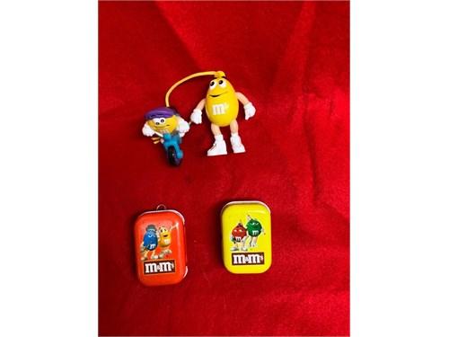 M & M Toy's