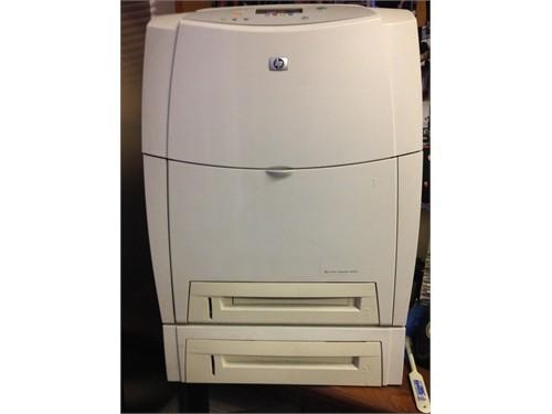 HP Color LJ 4600 Printer