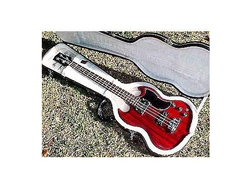 Bass Guitar Gibson