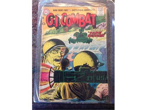 D.C. GI Combat #47
