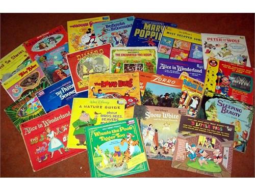 Walt Disney Record Albums