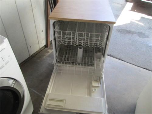 kenmore portable dishwash