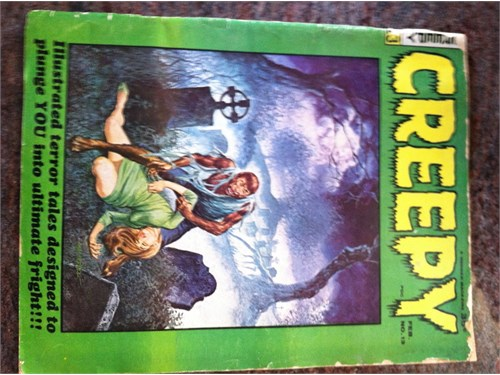 CREEPY No. 13 Feb. 1966