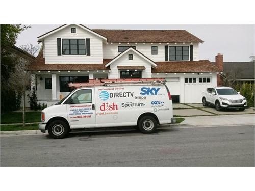 Install-Repair DirecTV