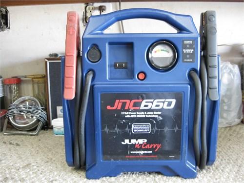 Jump N Carry JNC 660