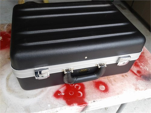 CH Ellis 9202 tool case