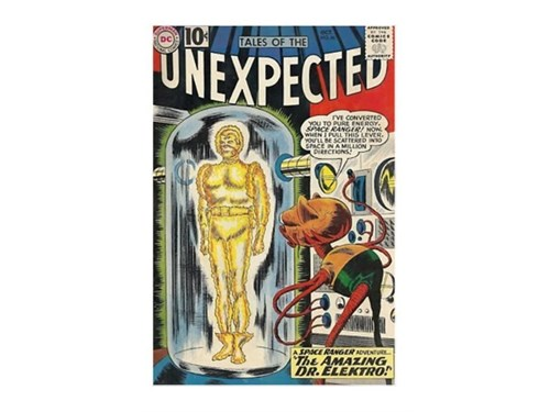 D.C. Comic T.o.t.U. #66