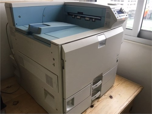 Ink Efficient Printer