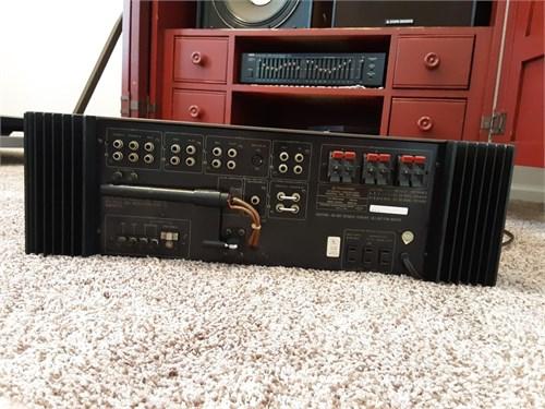 Pioneer sx 1250