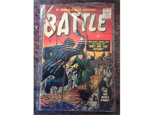 "IND ""Battle"" #56, 1958"