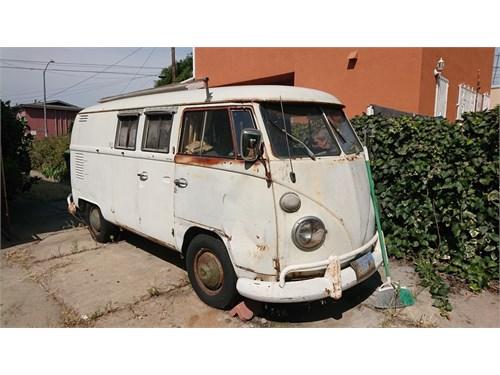 Classic '67 VW Camper Van