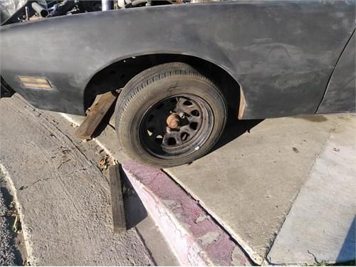 79 Pontiac Firebird parts