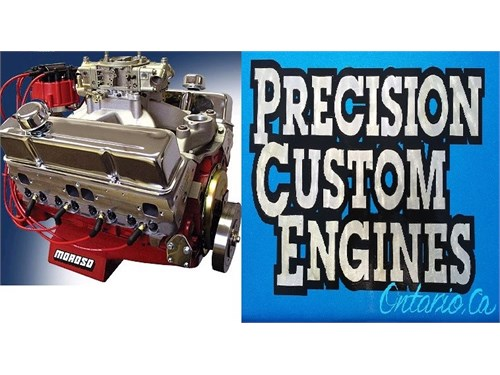 Custom Chevrolet Engines